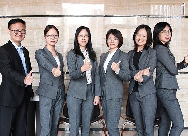 深圳市德嘉医疗器械团队